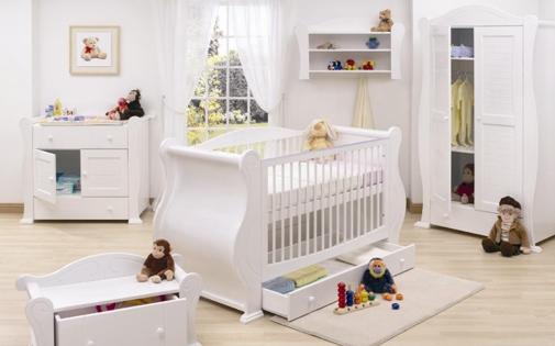 Bebek Odası Hazırlarken Dikkat