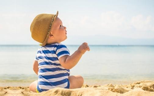 Bebeklerde D-Vitamini Desteği