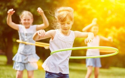 Çocuklar için Fiziksel Aktivitelerin ve Spor