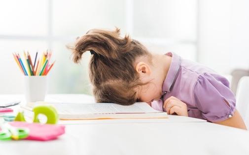 Çocuklar ve Gençlerde Stres