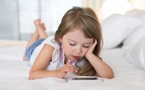 Çocuklarda Cep Telefonu Kullanımı