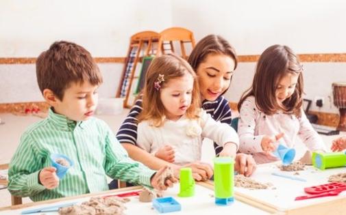 Okul Öncesi Çocuklar İçin Hayır Kelimesi