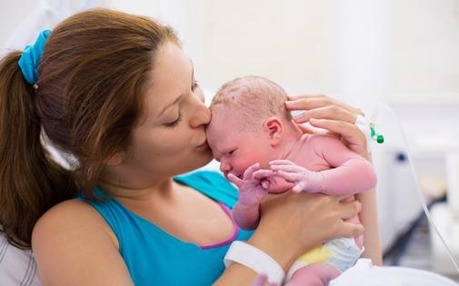 Yenidoğan Bebekler için Vücut Bakımı
